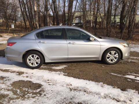 2008 Honda Accord for sale at AM Auto Sales in Forest Lake MN