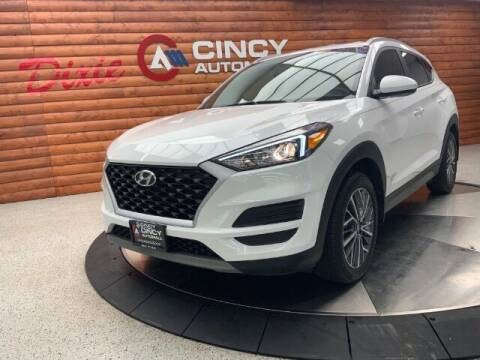 2019 Hyundai Tucson for sale at Dixie Motors in Fairfield OH