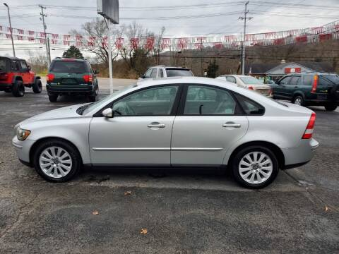 2005 Volvo S40 for sale at Knoxville Wholesale in Knoxville TN