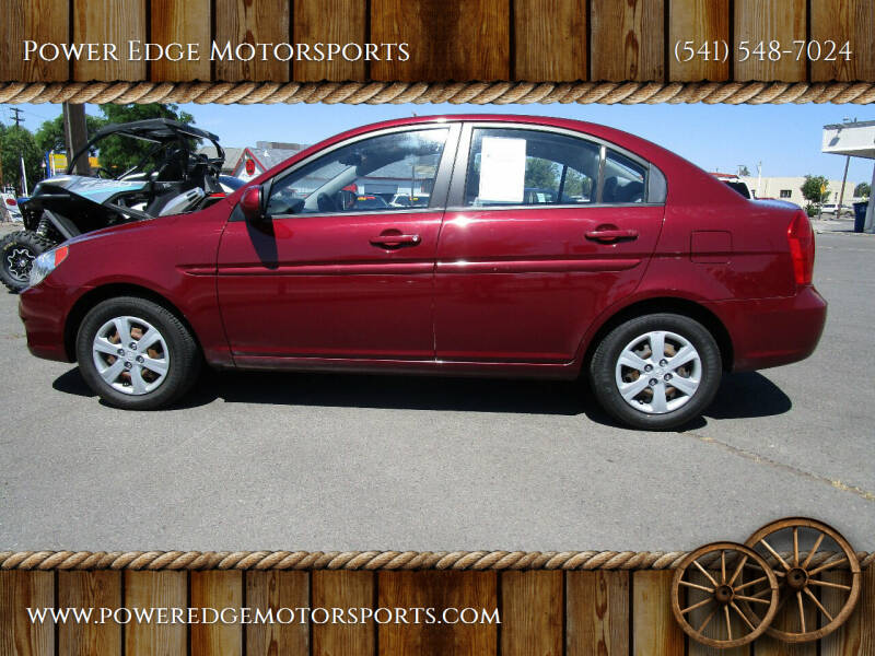 2010 Hyundai Accent for sale at Power Edge Motorsports in Redmond OR