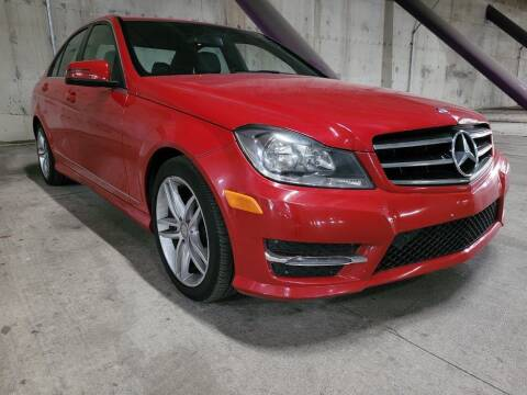2014 Mercedes-Benz C-Class for sale at Kelley Autoplex in San Antonio TX