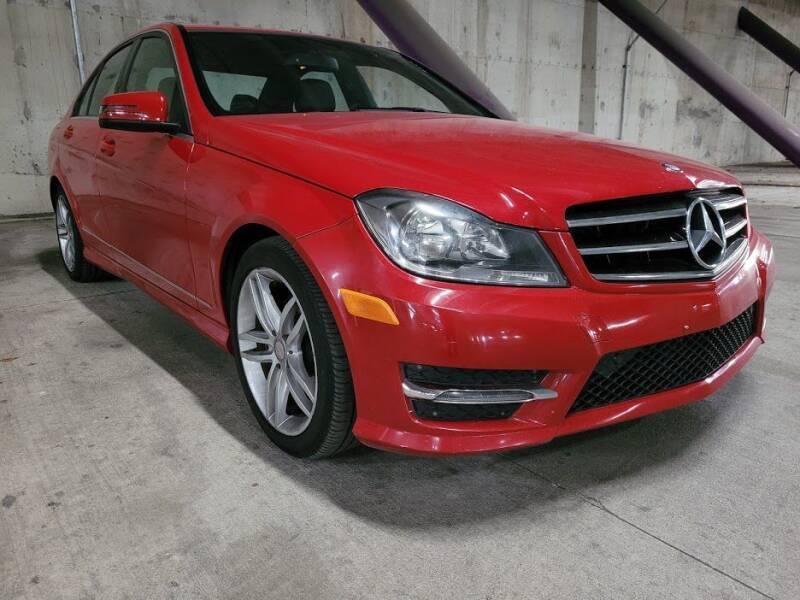 2014 Mercedes-Benz C-Class for sale at Kelley Autoplex in San Antonio TX