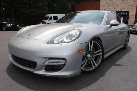 2011 Porsche Panamera for sale at Atlanta Unique Auto Sales in Norcross GA