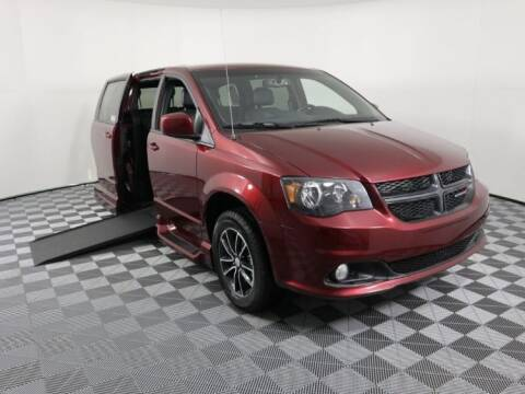 2018 Dodge Grand Caravan for sale at AMS Vans in Tucker GA