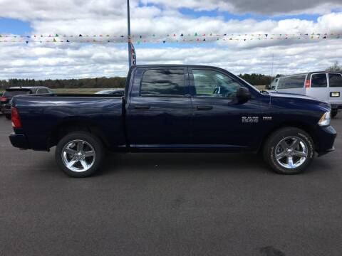 2018 RAM Ram Pickup 1500 for sale at TJ's Auto in Wisconsin Rapids WI