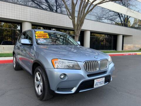 2011 BMW X3 for sale at Right Cars Auto Sales in Sacramento CA