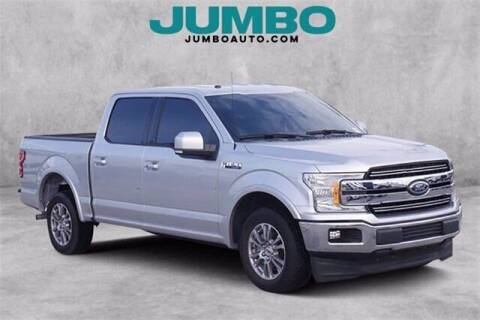 2018 Ford F-150 for sale at JumboAutoGroup.com in Hollywood FL