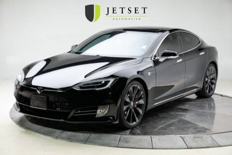 2016 Tesla Model S for sale at Jetset Automotive - Electric Cars in Cedar Rapids IA