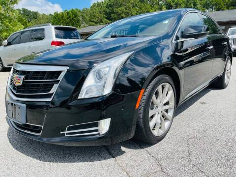 2017 Cadillac XTS for sale at Classic Luxury Motors in Buford GA