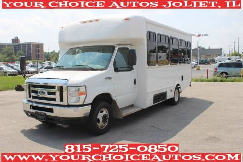 2016 Ford E-Series Chassis for sale at Your Choice Autos - Joliet in Joliet IL