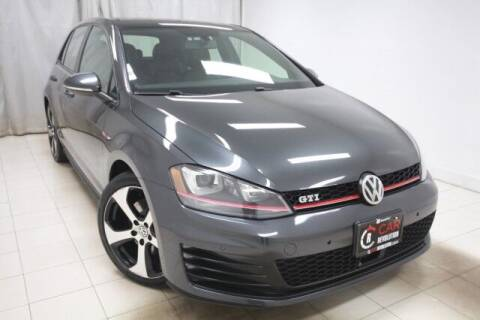2015 Volkswagen Golf GTI for sale at EMG AUTO SALES in Avenel NJ