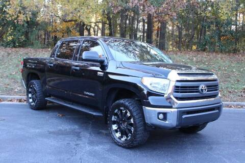 2015 Toyota Tundra for sale at El Patron Trucks in Norcross GA