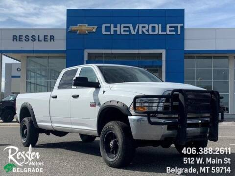 2012 RAM Ram Pickup 3500 for sale at Danhof Motors in Manhattan MT