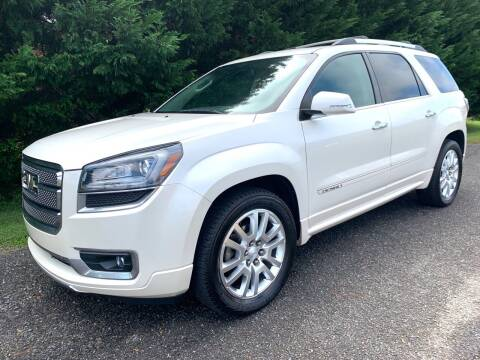 2015 GMC Acadia for sale at 268 Auto Sales in Dobson NC