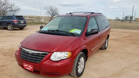 2006 Chrysler Town and Country for sale at Best Car Sales in Rapid City SD