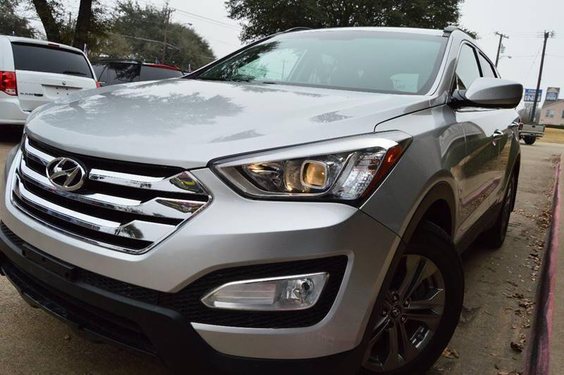 2014 Hyundai Santa Fe Sport for sale at E-Auto Groups in Dallas TX