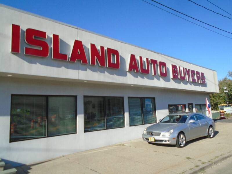 2007 Mercedes-Benz CLS for sale at Island Auto Buyers in West Babylon NY