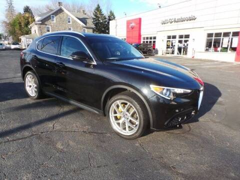 2018 Alfa Romeo Stelvio for sale at Jeff D'Ambrosio Auto Group in Downingtown PA