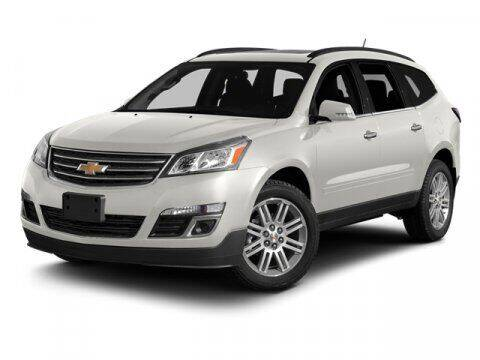 2014 Chevrolet Traverse for sale at Stephen Wade Pre-Owned Supercenter in Saint George UT