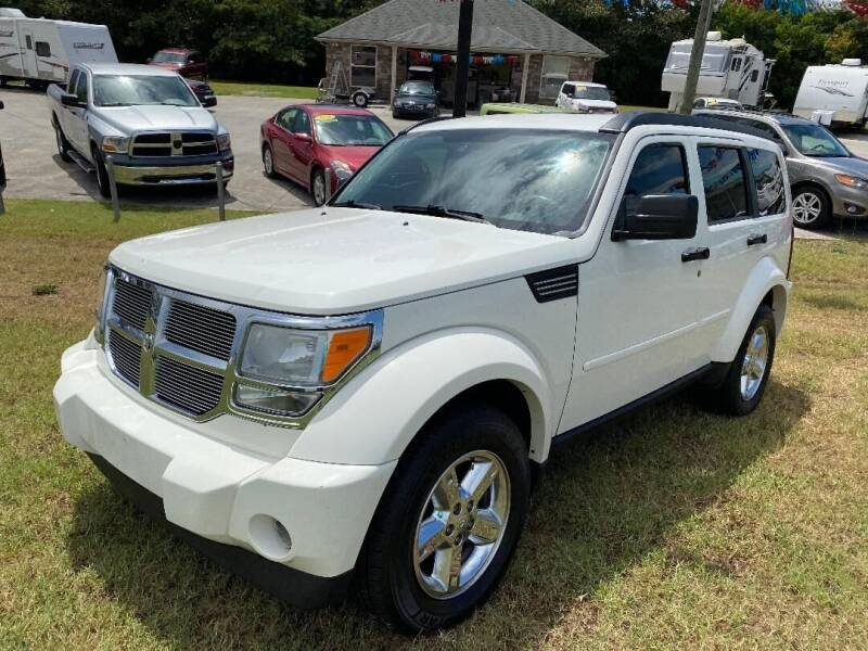 2007 Dodge Nitro for sale at Autoway Auto Center in Sevierville TN