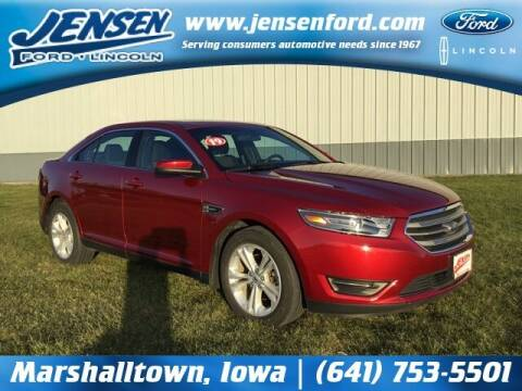 2019 Ford Taurus for sale at JENSEN FORD LINCOLN MERCURY in Marshalltown IA