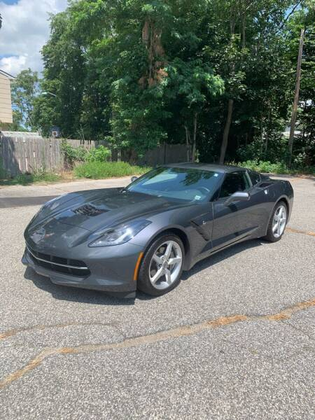 2014 Chevrolet Corvette for sale at Long Island Exotics in Holbrook NY