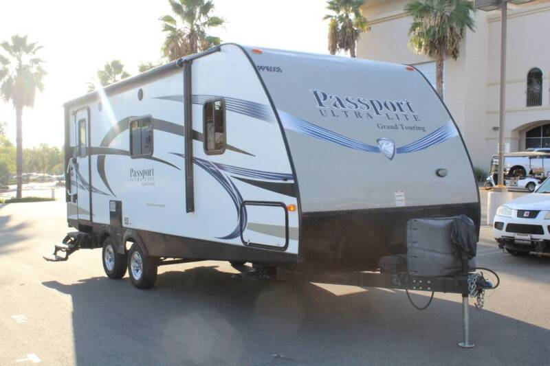 2016 Keystone Passport M-2200RB for sale at Rancho Santa Margarita RV in Rancho Santa Margarita CA