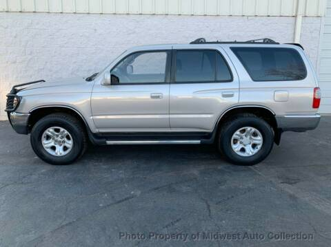 1998 Toyota 4Runner for sale at MIDWEST AUTO COLLECTION in Addison IL