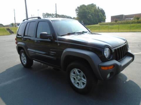 2004 Jeep Liberty for sale at Atlanta Auto Max in Norcross GA