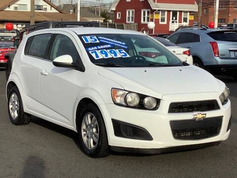 2015 Chevrolet Sonic for sale at Active Auto Sales in Hatboro PA