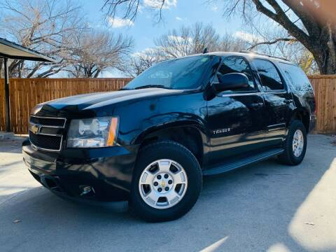 2009 Chevrolet Tahoe for sale at DFW Auto Provider in Haltom City TX