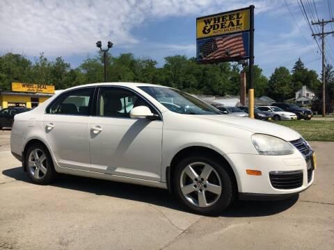 2009 Volkswagen Jetta for sale at Wheel & Deal Auto Sales Inc. in Cincinnati OH