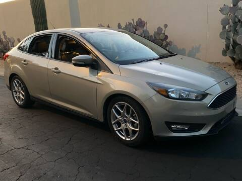 2015 Ford Focus for sale at EV Auto Sales LLC in Sun City AZ