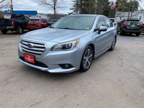 2016 Subaru Legacy for sale at AutoMile Motors in Saco ME