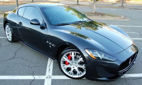 2014 Maserati GranTurismo for sale at Bimmer Sales LTD in Great Falls VA