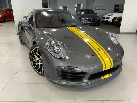 2015 Porsche 911 for sale at Auto Mall of Springfield in Springfield IL