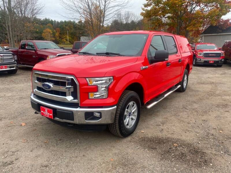 2016 Ford F-150 for sale at AutoMile Motors in Saco ME