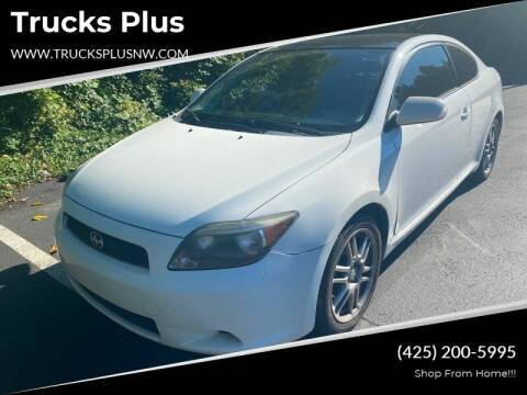 2007 Scion tC for sale at Trucks Plus in Seattle WA
