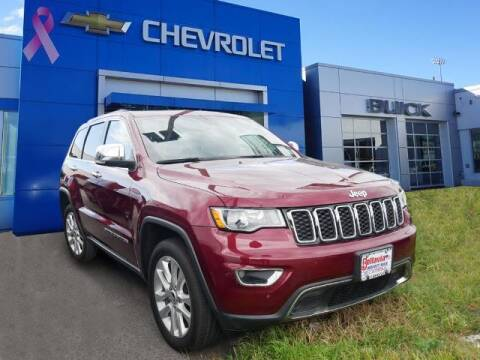 2017 Jeep Grand Cherokee for sale at Bellavia Motors Chevrolet Buick in East Rutherford NJ