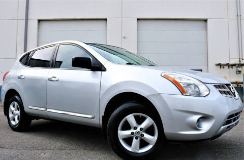 2012 Nissan Rogue for sale at Chantilly Auto Sales in Chantilly VA