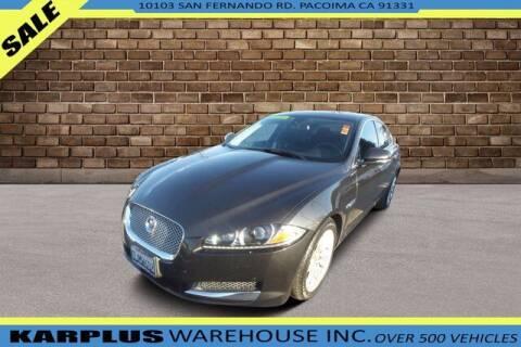 2015 Jaguar XF for sale at Karplus Warehouse in Pacoima CA