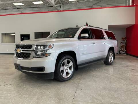 2015 Chevrolet Suburban for sale at CarNova - Shelby Township in Shelby Township MI