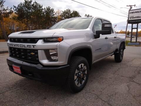 2021 Chevrolet Silverado 2500HD for sale at KATAHDIN MOTORS INC /  Chevrolet & Cadillac in Millinocket ME