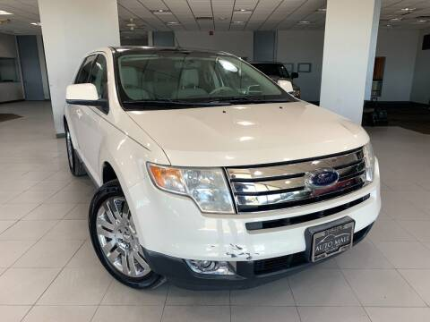 2008 Ford Edge for sale at Auto Mall of Springfield in Springfield IL