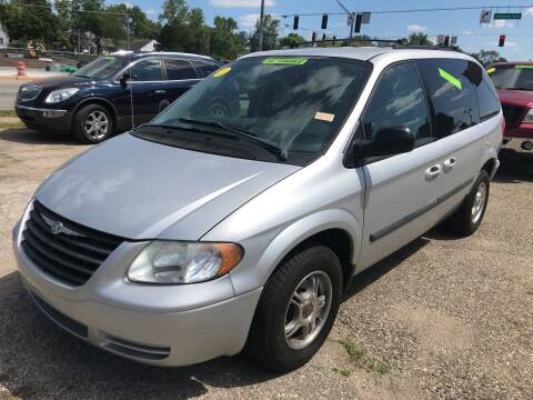 2005 Chrysler Town and Country for sale at Pep Auto Sales in Goshen IN