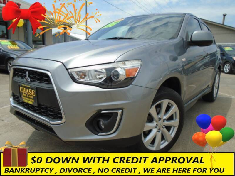 2015 Mitsubishi Outlander Sport for sale at Chase Auto Credit in Oklahoma City OK