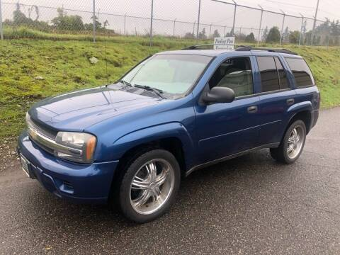 2006 Chevrolet TrailBlazer for sale at Blue Line Auto Group in Portland OR