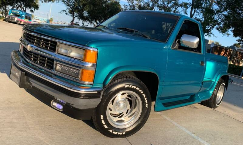 1994 Chevrolet C/K 1500 Series for sale at PennSpeed in New Smyrna Beach FL