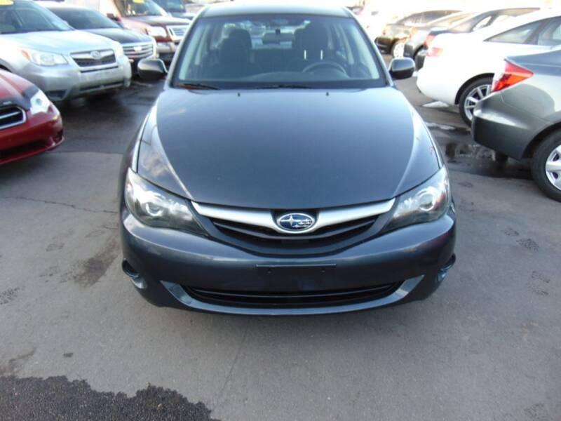 2011 Subaru Impreza for sale at Avalanche Auto Sales in Denver CO