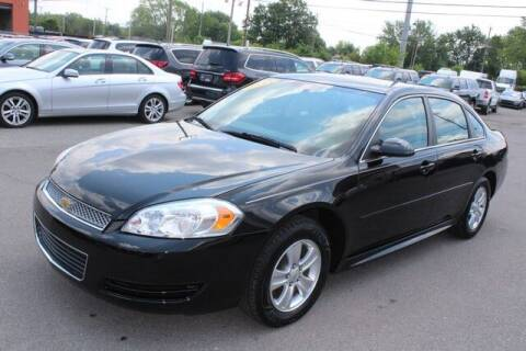 2013 Chevrolet Impala for sale at Road Runner Auto Sales WAYNE in Wayne MI